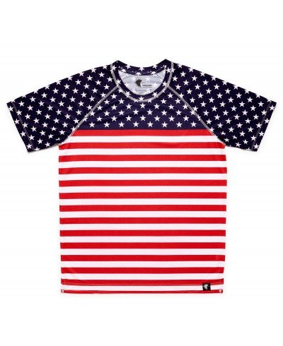 Camiseta Stars and Stripes