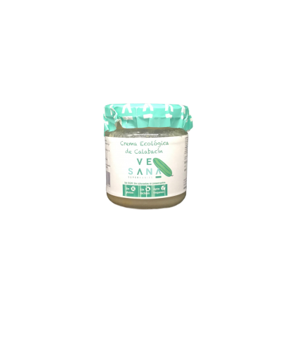 Crema de Calabacín Ecológica 200ml