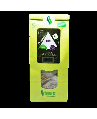 Tila BIO con stevia