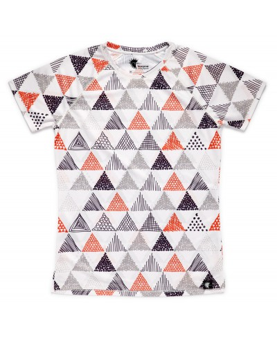 Camiseta Triangles