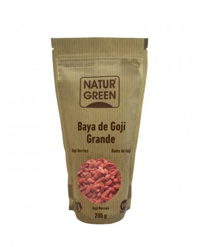 Bayas de Goji ecologicas naturgreen