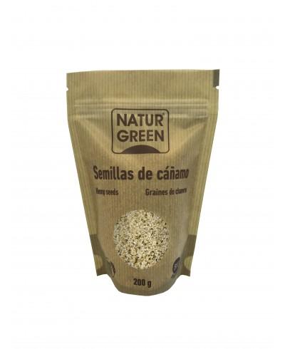 Semilla de cáñamo ecológica - Naturgreen