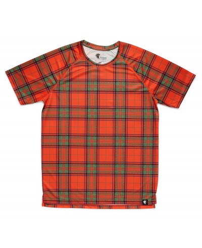 Camiseta Scottish Red