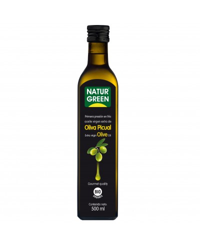 Aceite de oliva picual ecológico - Naturgreen