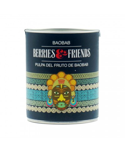 Pulpa de Baobab Berries & Friends