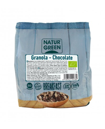 Granola de chocolate - Naturgreen
