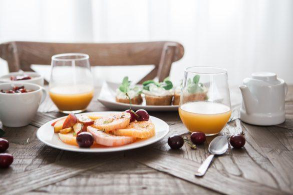 desayuno con productos export food sudoe